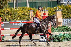 Houtzager Marc, NED, Sterrehofs Baccarat<br /> Longines FEI Jumping Nations Cup™ Final<br /> Barcelona 20128<br /> © Hippo Foto - Dirk Caremans<br /> 05/10/2018