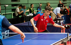 Artem IAKOVLEV of Russia in action during Team events at Day 4 of 15th Slovenia Open - Thermana Lasko 2018 Table Tennis for the Disabled, on May 12, 2018, in Dvorana Tri Lilije, Lasko, Slovenia. Photo by Vid Ponikvar / Sportida