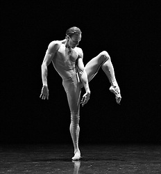 Alpha Episodes..Wayne McGregor's Random Dance, The Linbury Studio Theatre, London, Great Britain, November 22, 2012.  Photo by Elliott Franks / i-Images..