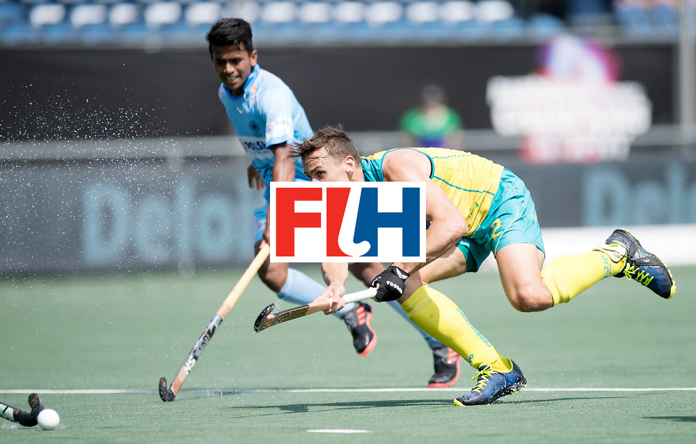 BREDA - Rabobank Hockey Champions Trophy<br /> India - Australia<br /> Photo: Tom Craig.<br /> COPYRIGHT WORLDSPORTPICS FRANK UIJLENBROEK