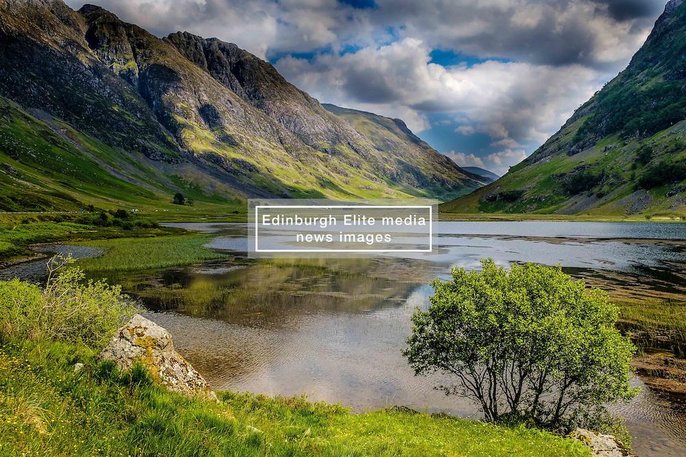 Loch Achtriochtan in Glencoe, Highlands of Scotland<br /> <br /> (c) Andrew Wilson | Edinburgh Elite media