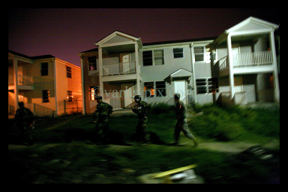 26 July 2006 - New Orleans - Louisiana. Law and Order. <br />