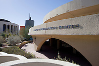 El Paso Visitor Information Center in downtown, El Paso, Texas.