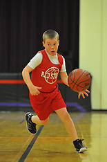 Red Storm basketball Action shots, Feb 12, 2011