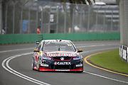Shane Van Gisbergen (Red Bull Holden) V8 Supercar Series. 2016 Formula 1 Rolex Australian Grand Prix. Albert Park, Melbourne 17-20 March 2016. Photo: Clay Cross / photosport.nz