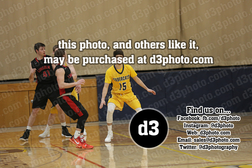 Men's Basketball: Maranatha Baptist University Sabercats vs.  Lincoln Christian University Preachers