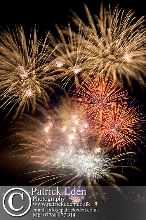 Fireworks, Friday, Cowes, Week, Cowes, Isle of Wight, England, UK photography photograph canvas canvases