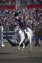 Dubbeldam Jeroen (NED) - De Sjiem<br /> Olympic Games Sydney 2000<br /> Photo © Dirk Caremans