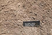 Russian soil at Russia Pavilion of Expo 2015, Rho-Pero, Milan. &copy; Carlo Cerchioli<br /> <br /> Terra russa al padiglione della Russia di Expo 2015, Rho-Pero, Milano.