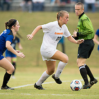Women Soccer vs UNC Asheville 1st Round Big South Conference