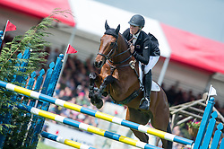 Jackson Lucy (NZL) - Willy Do<br /> Show Jumping - CCI4* <br /> Mitsubishi Motors Badminton Horse Trials 2014 <br /> © Hippo Foto - Jon Stroud