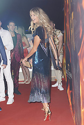 August 2, 2018 - Mallorca, Balearic Island, Spain - 02-08-2018 Elle Macpherson attends the Remus Lifestyle Night 2018 at Llaut Hotel in Palma de Mallorca. (Credit Image: © face to face via ZUMA Press)