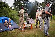 Georg Security Force III% training in rural Georgia. Personal work, 2015