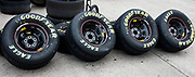 Mar 03, 2018 Las Vegas, NV  U.S.A. Goodyear tires in Mechanic lane during the Nascar  Pennzoil 400 qualifier at Las Vegas Motor Speedway. Thurman James / CSM