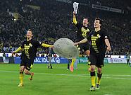 Fussball Bundesliga 2011/12: Borussia Dortmund - Borussia Moenchengladbach