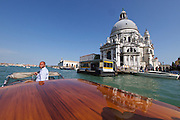 "Venice, Italy - 15th Architecture Biennale 2016, ""Reporting from the Front"".<br /> Berührungspunkte.de - meeting point for architects.<br /> Free shuttle taxi boat to Arsenale."