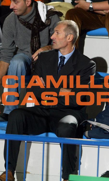 DESCRIZIONE : Faenza Lega A2 2005-06 Andrea Costa Imola Nuova Amg Sebastiani Rieti <br /> GIOCATORE : Riva <br /> SQUADRA : <br /> EVENTO : Campionato Lega A2 2005-2006 <br /> GARA : Andrea Costa Imola Nuova Amg Sebastiani Rieti <br /> DATA : 04/12/2005 <br /> CATEGORIA : <br /> SPORT : Pallacanestro <br /> AUTORE : Agenzia Ciamillo-Castoria/M.Marchi