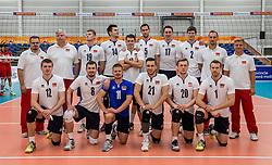 23-09-2016 NED: EK Kwalificatie Turkije - Wit Rusland, Koog aan de Zaan<br /> Turkije had het vrij lastig in de eerste wedstrijd tegen Wit Rusland maar blijven meedoen voor het EK ticket / Team Wit Rusland