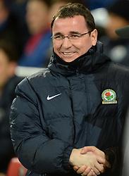 Blackburn Rovers Manager, Gary Bowyer - Photo mandatory by-line: Alex James/JMP - Mobile: 07966 386802 - 17/02/2015 - SPORT - Football - Cardiff - Cardiff City Stadium - Cardiff City v Blackburn Rovers - Sky Bet Championship