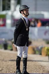 Snikus Richards, LAT,<br /> D1 FEI Grand Prix - Team Competition<br /> FEI European Para Dressage Championships - Goteborg 2017 <br /> © Hippo Foto - Dirk Caremans<br /> 22/08/2017,