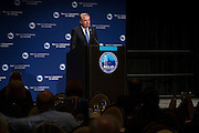 Seattle Mayor Ed Murray speaks during the Mayors and Business Leaders Plenary Breakfast at the United States Conference of Mayors 82nd annual meeting at the Omni Hotel in Dallas, Texas on June 21, 2014.  (Cooper Neill for The New York Times)