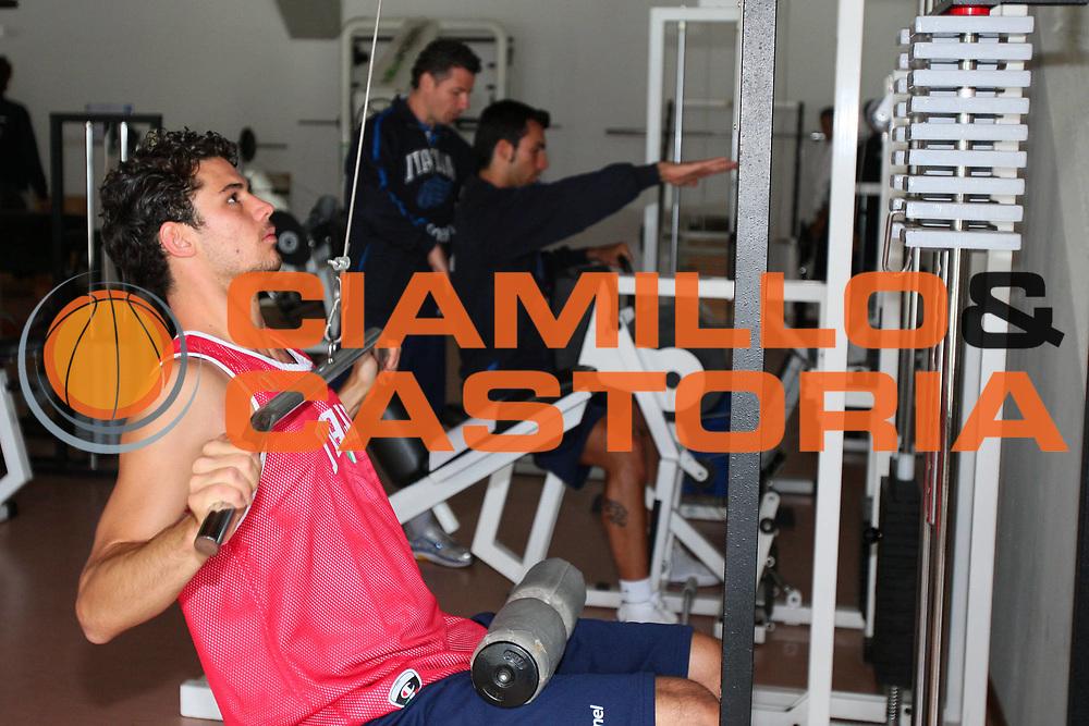 DESCRIZIONE : Bormio Raduno Collegiale Nazionale Maschile Preparazione Fisica <br /> GIOCATORE : Luca Vitali <br /> SQUADRA : Nazionale Italia Uomini <br /> EVENTO : Raduno Collegiale Nazionale Maschile <br /> GARA : <br /> DATA : 23/07/2008 <br /> CATEGORIA : <br /> SPORT : Pallacanestro <br /> AUTORE : Agenzia Ciamillo-Castoria/S.Silvestri <br /> Galleria : Fip Nazionali 2008 <br /> Fotonotizia : Bormio Raduno Collegiale Nazionale Maschile Preparazione Fisica <br /> Predefinita :