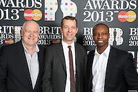 The BRIT Awards Launch, The Savoy Hotel, London. Thursday, Jan 10, 2013 (Photo/John Marshall JME)