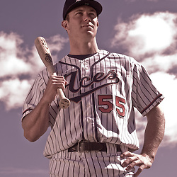 2010 - Reno Aces - Media Day Portraits