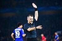 Bjorn KUIPERS - 11.03.2015 - Chelsea / Paris Saint Germain - 1/8Finale retour Champions League<br /> Photo : Dave Winter / Icon Sport