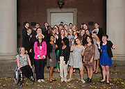 Cutler Scholars group photo. Photo by Lauren Pond