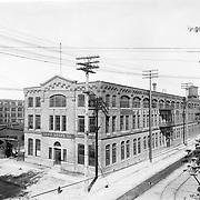 Studebaker Plant - Detroit