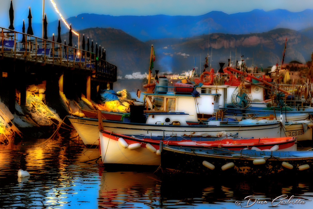 """Dreaming of sailing tomorrow at Marina Grande Sorrento""…<br />