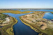 Marsh, Shinnecock Bay, East Quogue,  NY