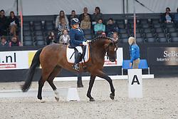 Vermeulen Demi, (NED), Vaness<br /> Para Dressuur Finale<br /> Dutch Championship Dressage - Ermelo 2015<br /> © Hippo Foto - Dirk Caremans<br /> 19/07/15