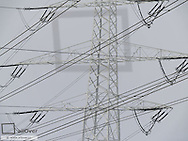 Power transmission line power pole