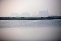 UK ENGLAND DUNGENESS 24MAR12 - General view of Dungeness nuclear power station on the Kent coast.....jre/Photo by Jiri Rezac....© Jiri Rezac 2012