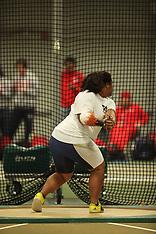 D2 Women's Weight Throw Final