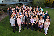 ROI Communication holds its annual All Team Meeting at the Quadrus Conference Center in Menlo Park, California, on November 3, 2014. (Stan Olszewski/SOSKIphoto)