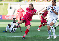 OTTAWA, ON - JUNE 10: USL match between the Ottawa Fury FC and the Harrisburg City Islanders at TD Place Stadium in Ottawa, ON. Canada on June 10, 2017.<br /> <br /> PHOTO: Steve Kingsman/Freestyle Photography/Ottawa Fury FC