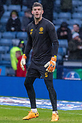 Celtic Shot Stopper Fraser Forster during the Betfred Scottish League Cup Final match between Rangers and Celtic at Hampden Park, Glasgow, United Kingdom on 8 December 2019.