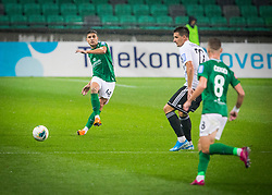 48# Andrejasic Jan of NK Olimpija during the match of 7. Round of Slovenian National first league between NK Olimpija Ljubljana and NK Mura on 24.8.2019 in Stadion Stozice, Ljubljana, Slovenia. Photo by Urban Meglič / Sportida