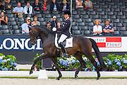 Stephanie Dearing - Rhodium<br /> Longines FEI/WBFSH World Breeding Dressage Championships for Young Horses 2016<br /> © DigiShots