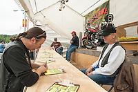 Laconia's Motorcycle Week 2013.  Karen Bobotas/for the Laconia Daily Sun