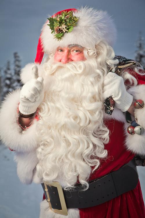 Santa Claus, Downtown Anchorage