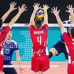 20160610: SLO, Volleyball - Friendly match, closed for public, Slovenia vs Slovakia
