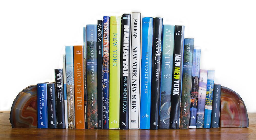 Jake Rajs Books