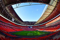 January 7, 2018 - London, England, United Kingdom - A general view of Wembley Stadium..during FA Cup 3rd Round match between Tottenham Hotspur against Wimbledon at Wembley stadium, London England on 07 Jan 2018  (Credit Image: © Kieran Galvin/NurPhoto via ZUMA Press)