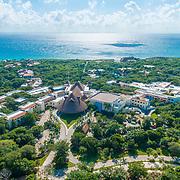 Occidental Flamenco Xcaret hotel. Xcaret. Quintana Roo, Mexico.