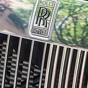 NLD/Amsterdam/20160616 - Rolls Royce logo