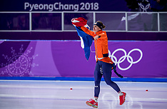 20180212 KOR: Olympic Games day 3, Pyeongchang